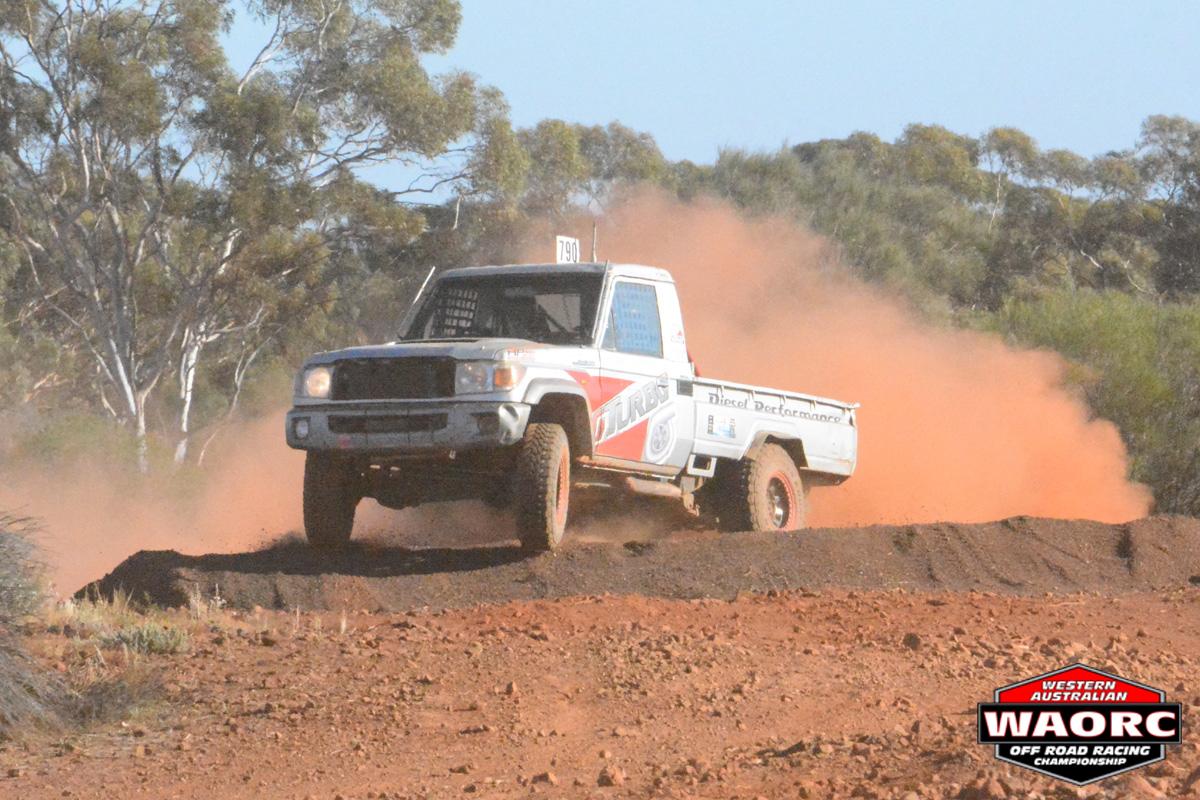 Schiller leads Day 1 - Kalgoorlie Desert Race « Western ...